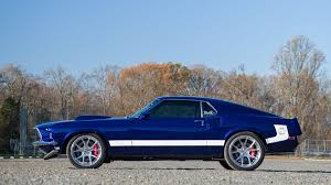 Black 69 Mustang Fastback 1969 Ford Mustang Mach 1 Fastback F221 Kissimmee 2016