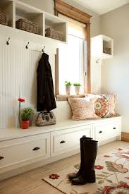 Bench With Storage Entryway Bench With Storage Entry Traditional With Baseboard Bench