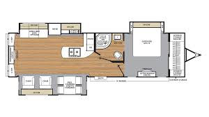 Rockwood Camper Floor Plans 2017 Coachmen Catalina Legacy Edition 333rets Model