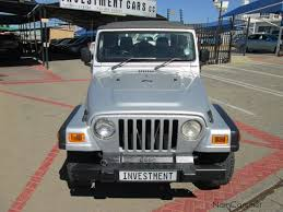 jeep wrangler namibia used jeep wrangler 2004 wrangler for sale windhoek jeep