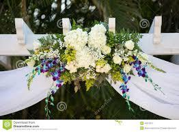 floral wedding decorations stock photo image 40972617