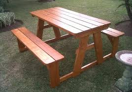 Build Patio Table Solid Wooden Outdoor Timber Patio Tables And Picnic Tables