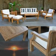 Patio Furniture In Houston Patio Furniture Teak Round Patio Table And Chairs Set Tableteak