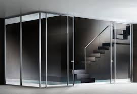 sliding glass door room dividers modern style interior glass panel door with panel is a room