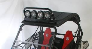 polaris rzr light bar utv accessories j strong light bar for polaris rzr