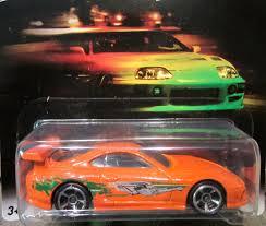 toyota supra fast and furious wheels 2016 fast and the furious orange u002794 toyota supra 1 6