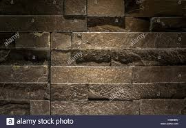 Modern Brick Wall by Modern Brick Wall Pattern Of Black Slate Wall Texture And Stock