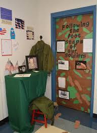 day door decorations door decorations honor veterans features jacksonprogress argus
