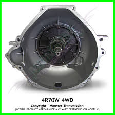 videos de monster truck 4x4 4r70w transmission remanufactured heavy duty performance