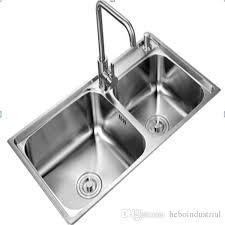 Double Bowl Kitchen Sink With DrainboardPhilippines Kitchen - Kitchen sinks price