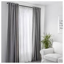 borghild sheer curtains 1 pair ikea cool basements brick patterns