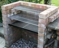 Brick Patio Diy How To Make A Brick Patio Grill Home Outdoor Decoration