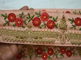 craft ribbon wholesale indian laces sari border craft ribbon wholesale trimming