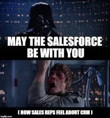 Accent Meme - 8 memes on how sales reps feel about crm data entry accent technologies