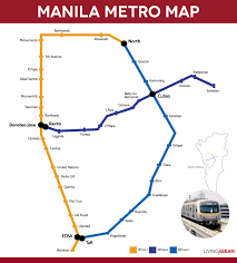 Metro Map Kuala Lumpur by Asean Metro What Was The 1st Rapid Transit Electric Rail Line In