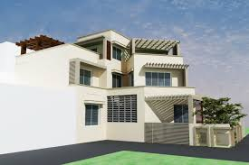 casatreschic interior 3d home design u0026 front elevation