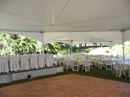 table and chair rentals island eze party rental