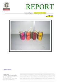 bureau veritas testing candle test report from bureau veritas wasila