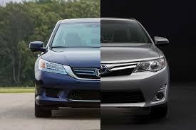 honda accord hybrid 2013 2014 honda accord hybrid vs 2014 toyota camry hybrid green car