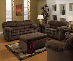 Microfiber Sofa And Loveseat Brown Microfiber Sofa U0026 Loveseat Set W Optional Chair U0026 Ottoman