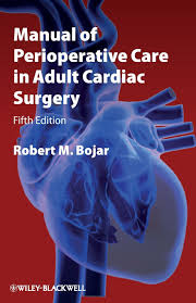 manual of perioperative care in cardiac surgery amazon co