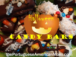 halloween candy bars the portuguese american mom