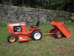 case garden tractor ebay