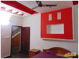 bahawalpur project first floor bedroom designed by aenzay interior