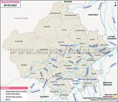 world map with rivers and mountains labeled pdf rajasthan rivers