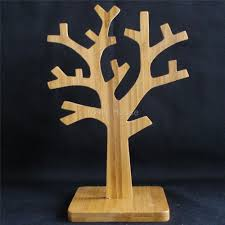 wooden tree display p designs