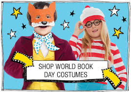 book character costume ideas for world book day 2017 party