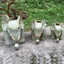 online get cheap ceramic elephant planter aliexpress com