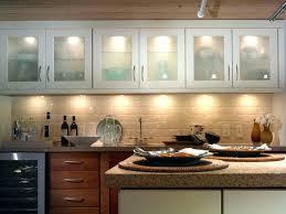 Undermount Kitchen Lights Undermount Cabinet Lights Best Lighting Hardwired Brilliant