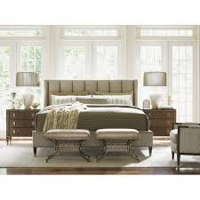 muirfield upholstered headboard bedroom set amazing padded