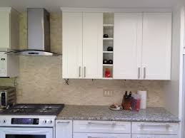 beautify your kitchen with white shaker kitchen cabinets u2014 home