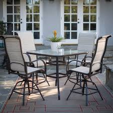 Balcony Bistro Set Patio Furniture - furniture lowes bistro set for creating an intimate seating area
