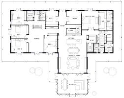 villa floor plans 100 villa plan floor plan 3d views and