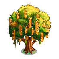 image bread loaf tree icon png farmville wiki fandom powered