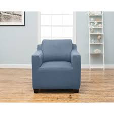 Armchair Protector Home Fashion Designs Dawson Collection Twill Form Fit Chair