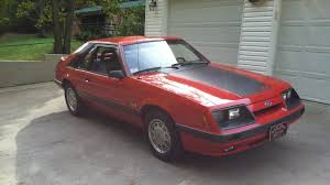 83 mustang gt for sale daily turismo 10k low mile 5 original 1986 ford mustang gt