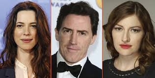 rob brydon hair rebecca hall kelly macdonald rob brydon in for holmes watson