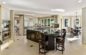 kitchen island dining 35 large kitchen islands with seating pictures designing idea