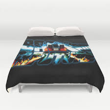 Travel Duvet Cover Back To The Future Time Travel Duvet From Society6