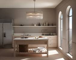 recessed light conversion kit kitchen traditional with gray island
