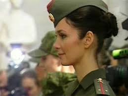 hairstyles for female army soldiers soviet military girls nice this russian army girl looks like an