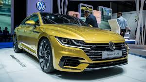 2018 volkswagen arteon first contact passat flavored cabin