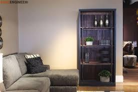 How To Make A Secret Bookcase Door 51 Diy Bookshelf Plans U0026 Ideas To Organize Your Precious Books