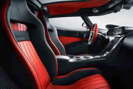 koenigsegg agera interior koenigsegg regera and agera rs gryphon making an appearance