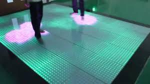 Led Floor L Seekway Led Interactive Floor Ia Lights And Ls