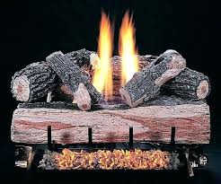gas fireplace logs with remote control oak in vent free natural gas fireplace logs with remote gas fireplace logs